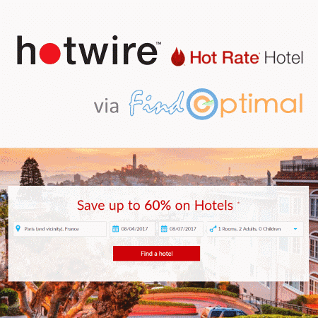 Hotwire Hot Rate
