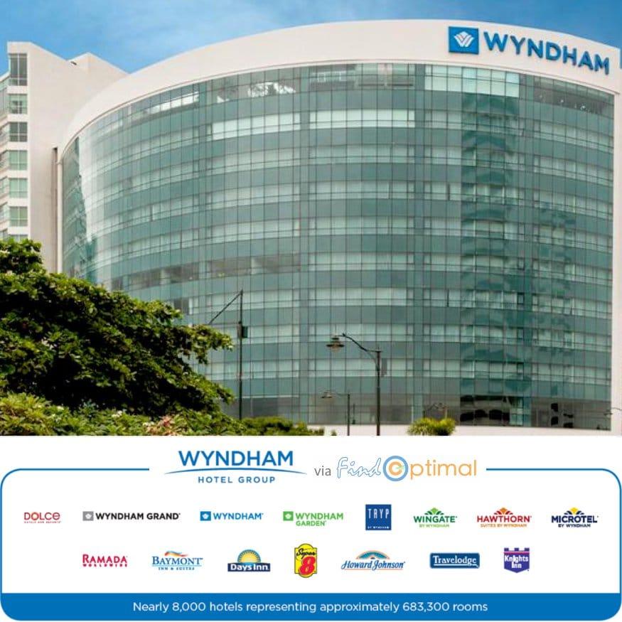 Wyndham Hotel vis FindOptimal